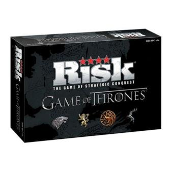 Risk Game of Thrones Collectors Edition