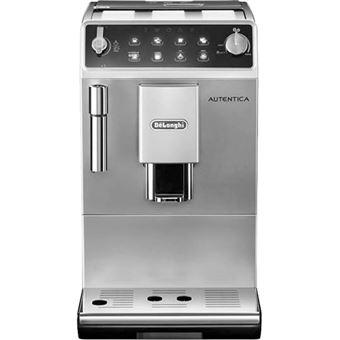 Máquina de Café DELONGHI Autentica ETAM.29.510.SB - Prateado