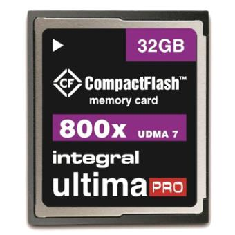 Integral CompactFlash Ultimapro 32GB