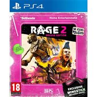 Rage 2 - Wingstick Deluxe Edition - PS4