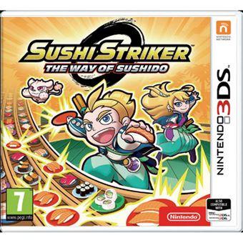 Sushi Striker: The Way of Sushido - Nintendo 3DS