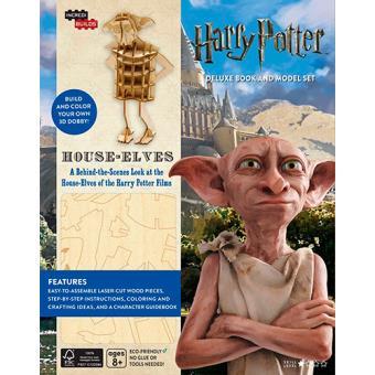 Incredibuilds: Harry Potter - House-Elves Deluxe