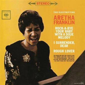 Electrifying Aretha- A Bit of Soul - 3LP 180g Vinil 12''