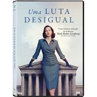 Uma Luta Desigual - DVD