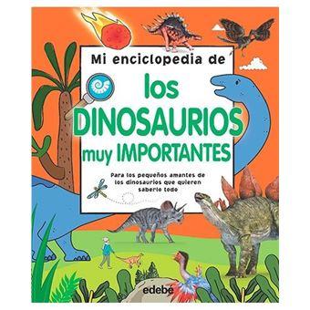 Mi enciclopedia de los dinosaurios