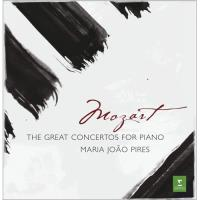 Mozart - The Great Concertos for Piano (5CD)
