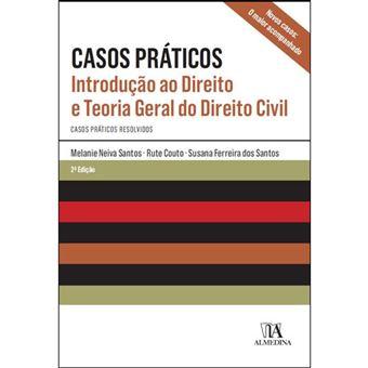 Casos Práticos: Introdução ao Direito e Teoria Geral do Direito Civil