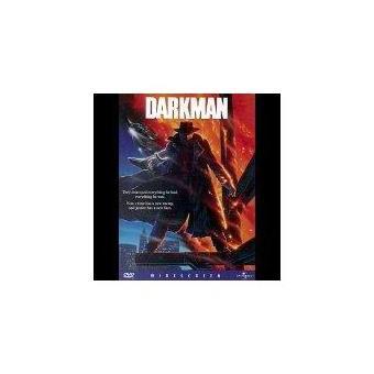 Darkman: Vingança sem Rosto - DVD Zona 2