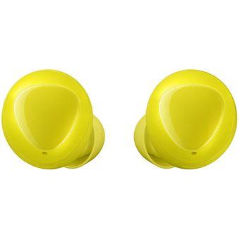 Auriculares Bluetooth True Wireless Samsung Galaxy Buds - Amarelo