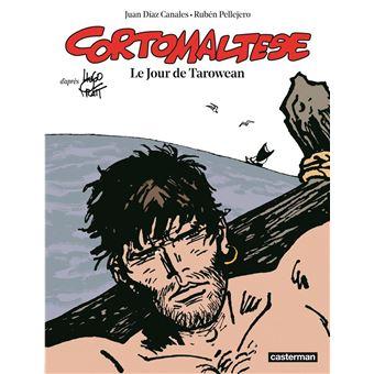 Corto Maltese (Tome 15) - Le Jour de Tarowean