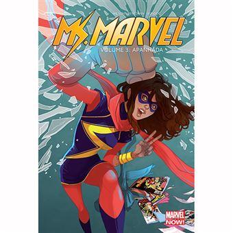 Ms.Marvel - Livro 3: Apanhada