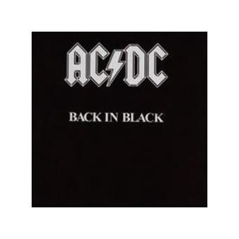 BACK IN BLACK (180G)(LP)****