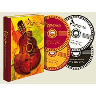Flamenco: Patrimonio de la Humanidade (4CD)