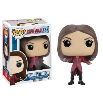 Funko: Captain America - Scarlet Witch - 133