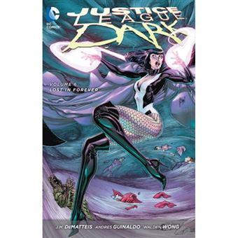 Justice league dark volume 6 tp (th