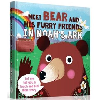 Meet bear and his furry friends in