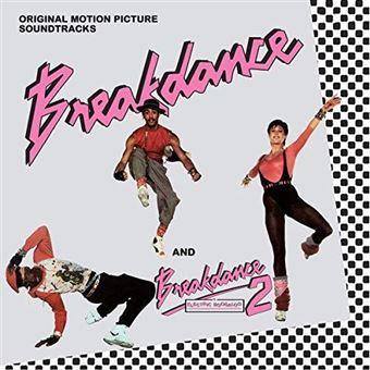 BSO Breakdance Breakdance 2 - 2CD