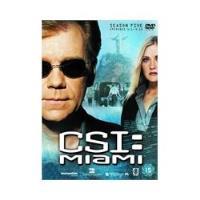 CSI: Crime Sob Investigação Miami: 5ª Temporada Parte 1