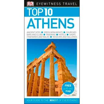Eyewitness Top 10 Travel Guide - Athens