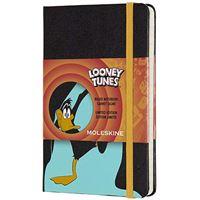 Caderno Pautado Moleskine Looney Tunes - Daffy Duck Bolso
