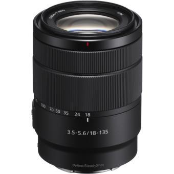 Objetiva Sony E 18-135mm f/3.5-5.6 OSS