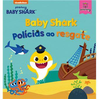 Baby Shark - Polícias ao Resgate