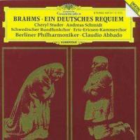Brahms: Ein Deutsche Requiem