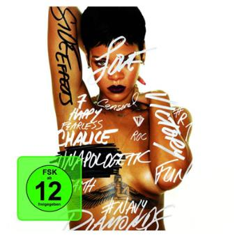 Unapologetic (Deluxe Edition CD+DVD)