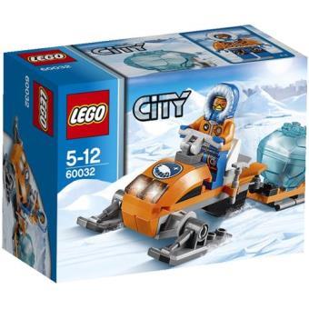 Mota de Neve do Ártico (LEGO City Ártico 60032)
