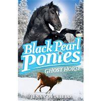 Black pearl ponies: ghost horse