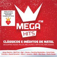 Mega Hits Natal - CD