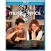 Música e Letra - Blu-ray