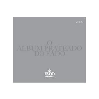 O Album Prateado Do Fado (2CD)