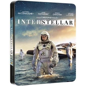 Caixa Metálica Interstellar