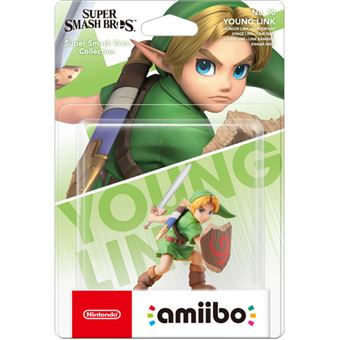 Amiibo Super Smash Bros: Young Link
