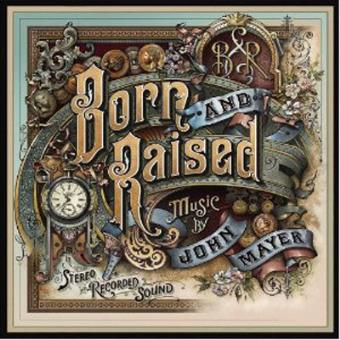 Born & Raised (LP+CD)