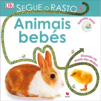 Segue o Rasto: Animais Bebés
