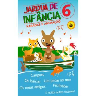 Jardim De Infância Vol.6