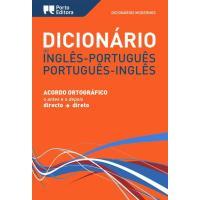 Dicionário Moderno de Inglês/Português - Português/Inglês