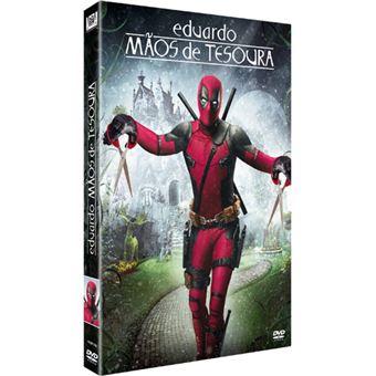 Eduardo Mãos de Tesoura - Edição Photobomb - DVD