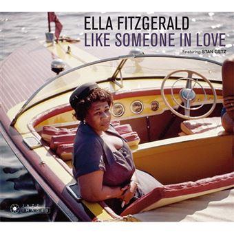 Like Someone in Love - CD