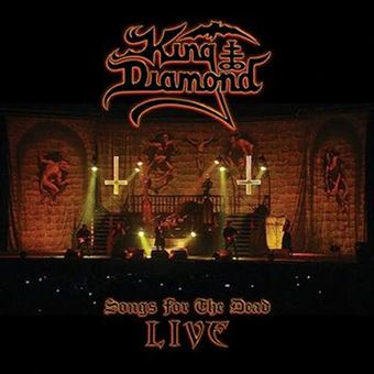 Songs From The Dead - Live - 2LP Âmbar Vinil 12''