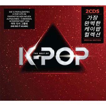 The Best of K-Pop - CD