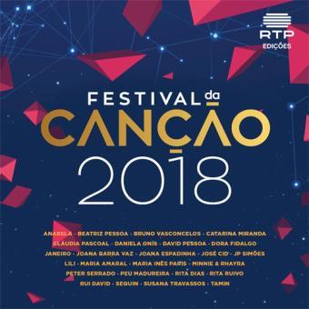 Festival da Canção 2018  - CD