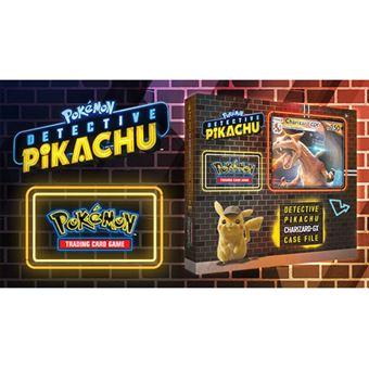 Pokémon Detective Pikachu Charizard-GX Case File