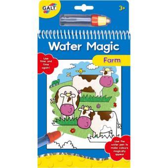 Magia com Água: Quinta