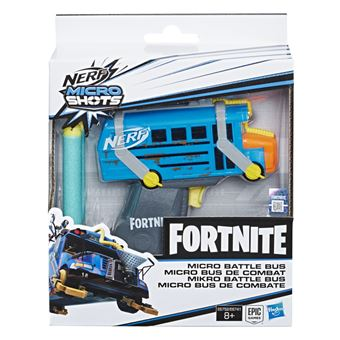 Nerf Fortnite Microshots - Hasbro - Envio Aleatório