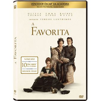 A Favorita - DVD