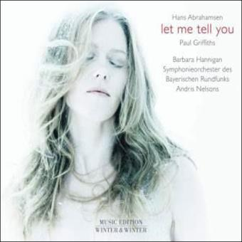 Let Me Tell You - CD