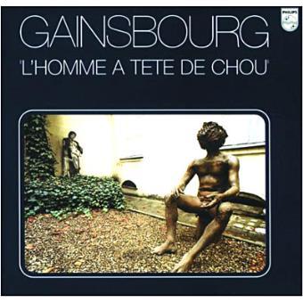 L'HOMME A TETE DE CHOU (LP)
